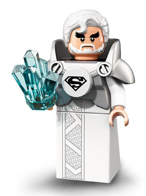Lego Minifigür Batman 2 Seri Jor El