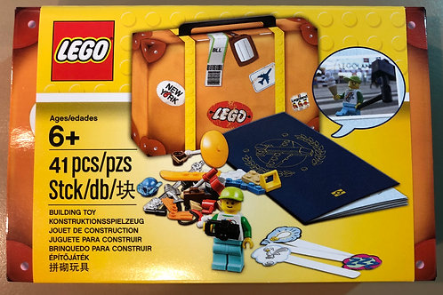 Lego Building Toy Pasaport