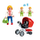 Thumbnail: Playmobil 5573 Mother with Twin Stroller