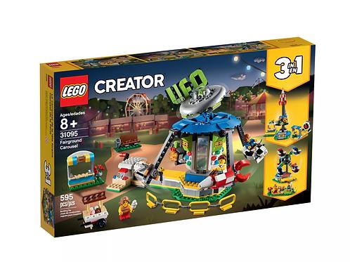Lego Creator 31095 Fairground Carousel