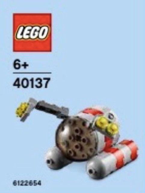Lego 40137 Polybag