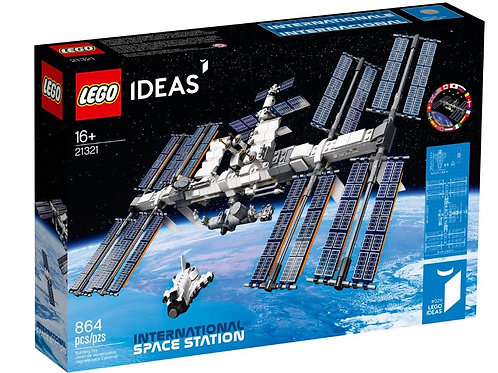 Lego ideas 21321 Ideas International Space Station