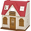 Thumbnail: Sylvanian Families 5303 Red Roof Rahat Kır Evi