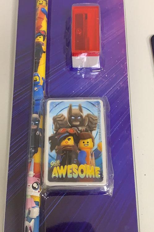 Lego Movie 2 Pen set