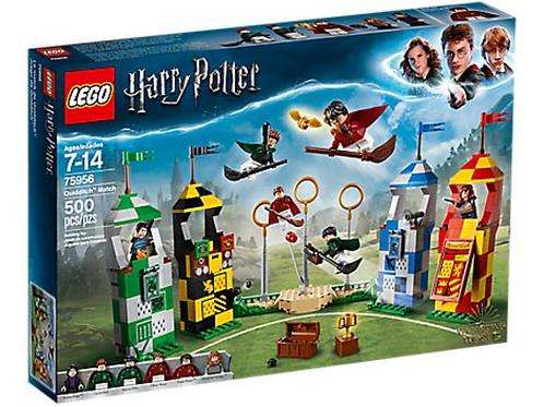 Lego Harry Potter 75956 Quidditch™ Match