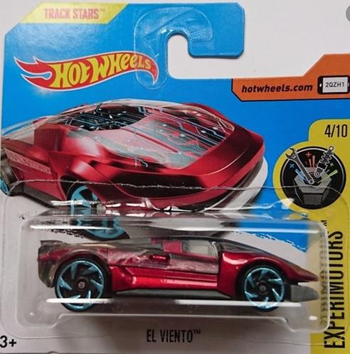 Hot Wheels El Viento