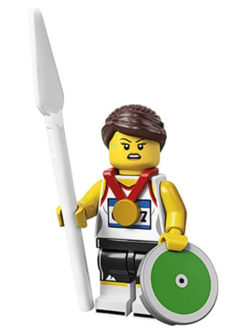 Lego Minifigür Seri 20 - 11 Numara