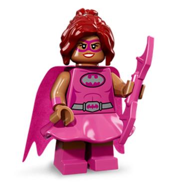 Lego Minifigür Batman Seri 1 Pink Power Batgirl