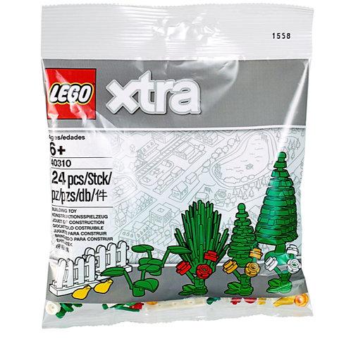 Lego xtra 40310 Botanik Aksesuarları