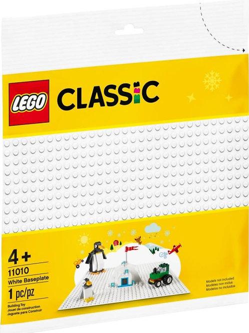 Lego Classic 11010 Beyaz Zemin