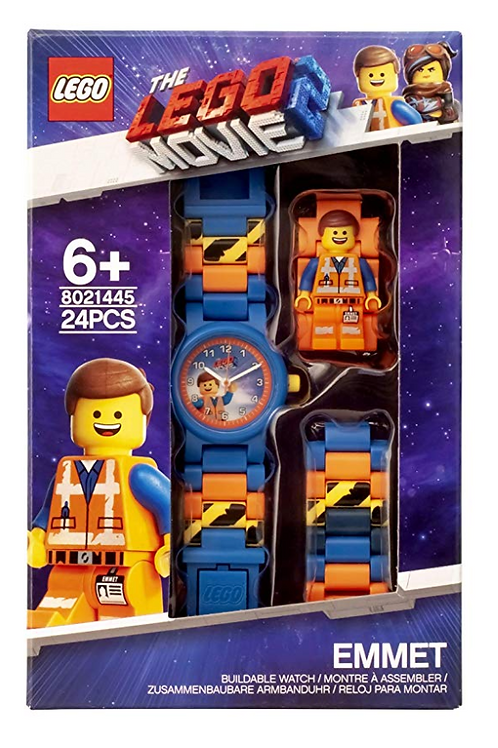 Lego Saat 8021445 Lego Movie 2 Emmet