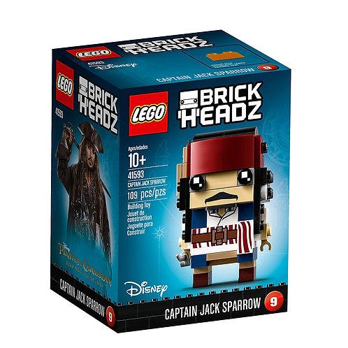 Lego Brick Headz 41593 Jack Sparrow