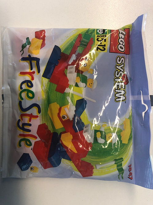 Lego System 1847 Polybag