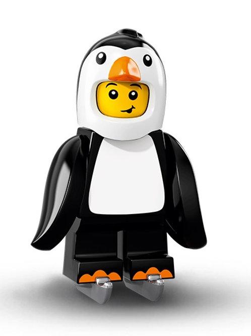 Lego Minifigür Seri 16 Penguin Boy