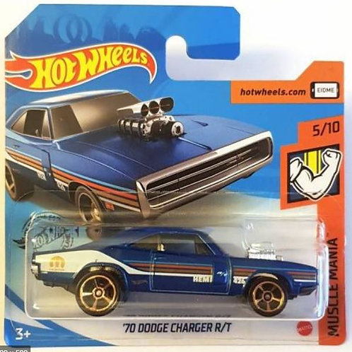 Hot Wheels '70 Dodge Charger R/T