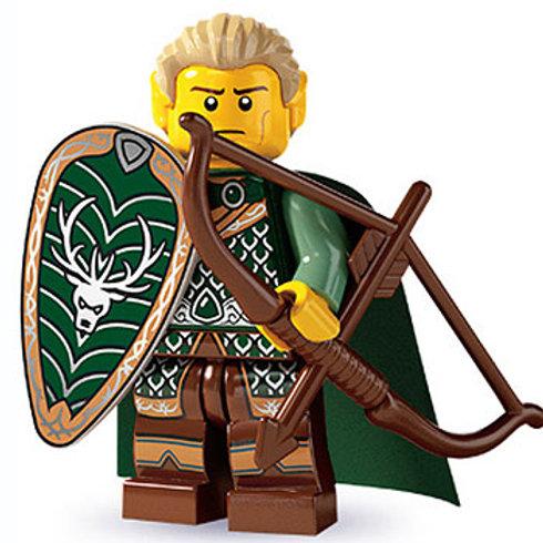 Lego Minifigür Seri 3 Elf No:9