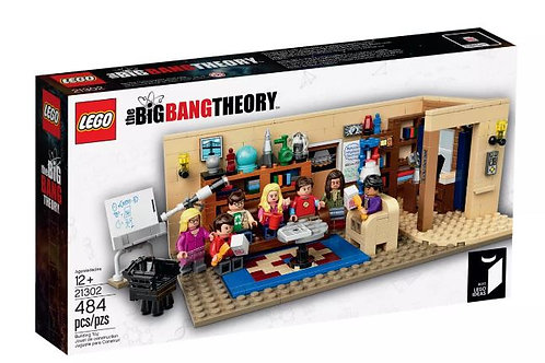 Lego İdeas 21302 The Big Bang Theory