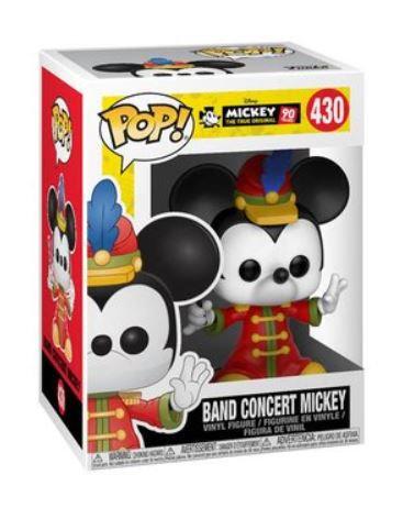Funko POP Disney 80th Anniversary Band Concert Mickey