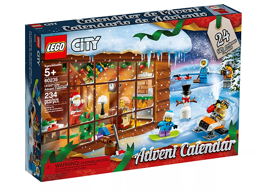 LEGO® City 60235 Advent Calendar