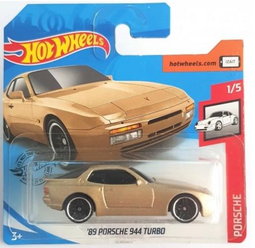 Hot Wheels '89 Porsche 944 Turbo