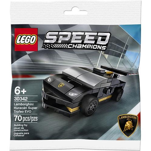 LEGO Lamborghini Huracán Super Trofeo EVO Set 30342