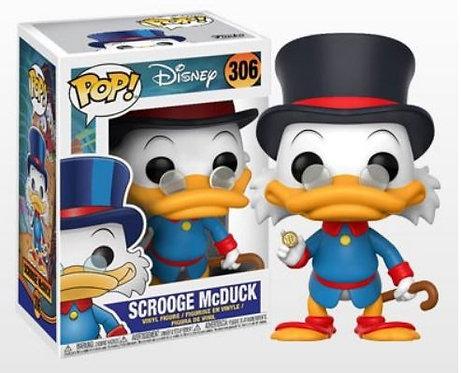 Funko Pop Disney 306 Scrooge McDuck
