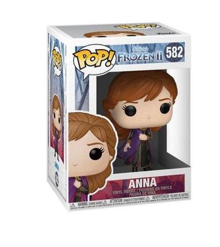 Funko Pop 582 Fgr-POP Disney, Frozen 2, Anna