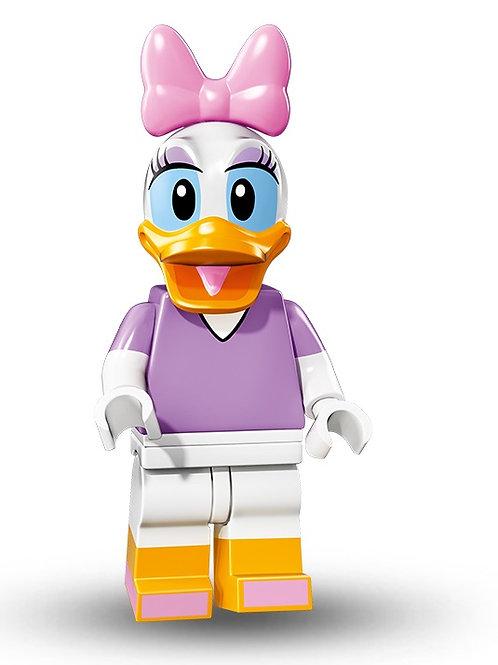 Lego Minifigür Disney Daisy Duck