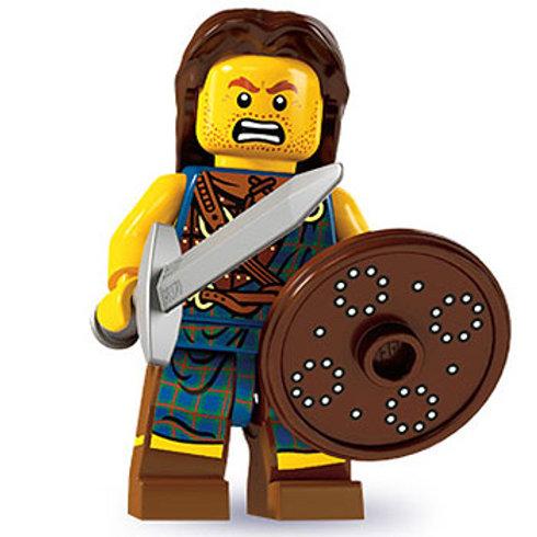 Lego Minifigür Seri 6 Highland Battler