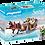 Thumbnail: Playmobil 70397 Winter Sleigh Ride