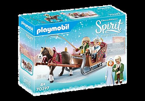 Playmobil 70397 Winter Sleigh Ride