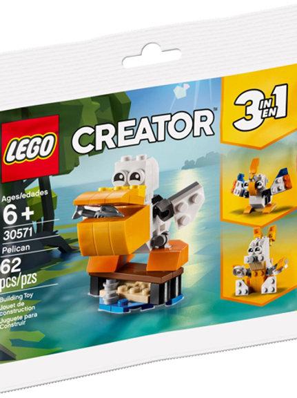 Lego Polybag 30571 Pelican