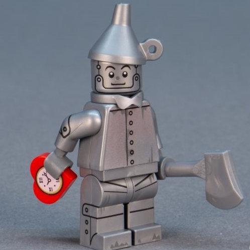 Lego Movie 2 Minifigure Series No:19 Tin Man