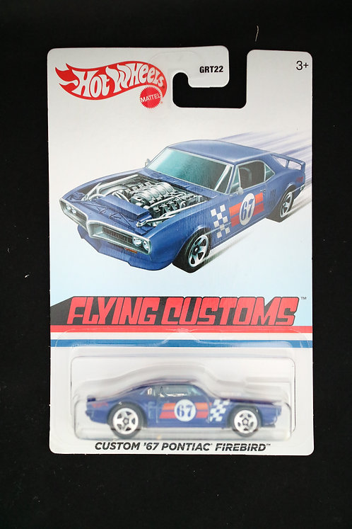 Hot Wheels Flying Customs '67 Pontiac Firebird