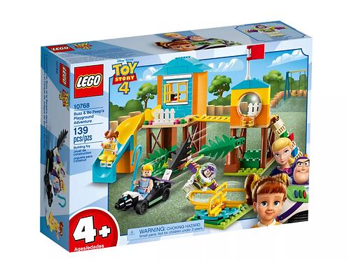 Lego Juniors 10768 Toy Story 4 Buzz & Bo Peep's Playground Adventure
