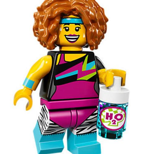Lego Minifigür Seri 17 Dance Instructor