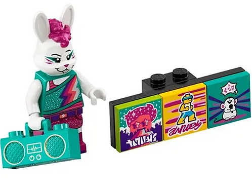 Lego Vidiyo Bunny Dancer  Bandmates Series 1 - 11