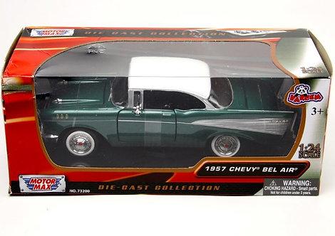 Motor Max 1:24 1957 Chevy Bel Air