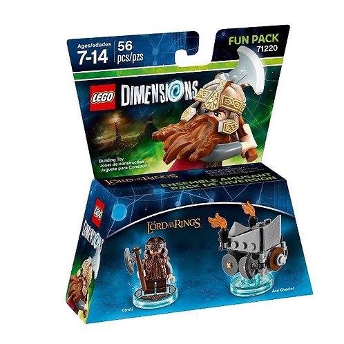 Lego Dimensions 71220 Gimli