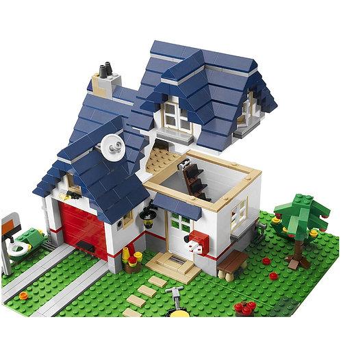 LEGO Creator 5891 Apple Tree House