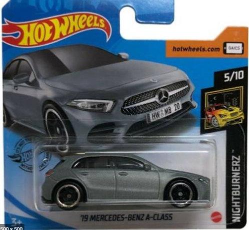 Hot Wheels '19 Mercedes Benz A-Class