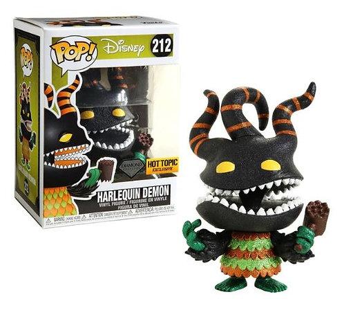 Funko Nightmare Before Christmas 25th Anniversary POP! Disney Harlequin Demon