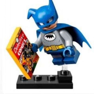 Lego Minifigür DC Superheroes Seri