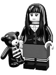 Lego Minifigür Seri 12 Spooky Girl