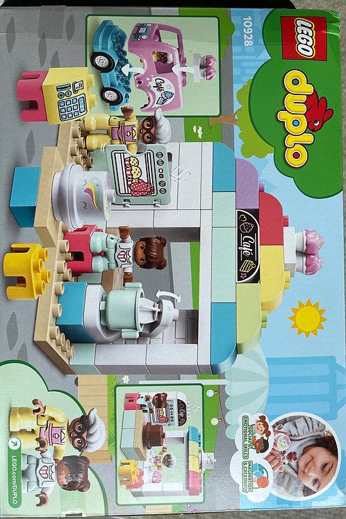 OUTLET - LEGO® DUPLO® Kasaba Fırın (10928)