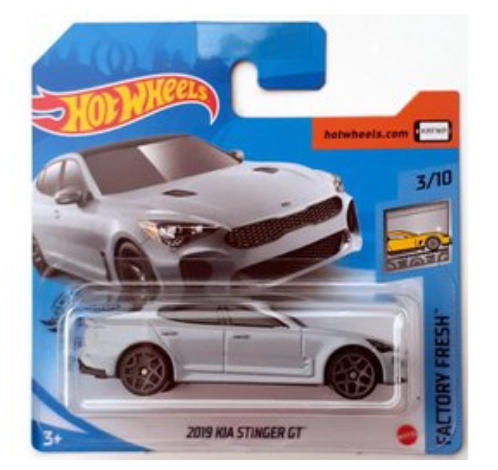 Hot Wheels 2019 Kia Stinger GT