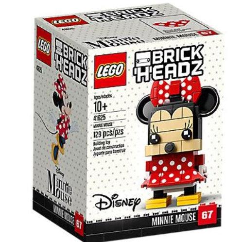 Lego Brick Headz 41625 Minnie Mouse