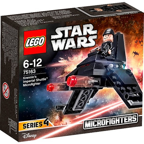 Lego Star Wars 75163 Krennic's Imperial Shuttle™ Microfighter