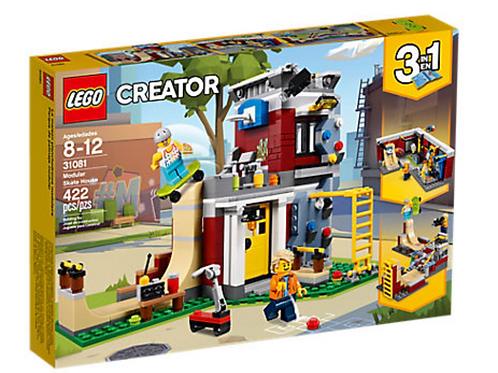 Lego 31081 Modular Skate House