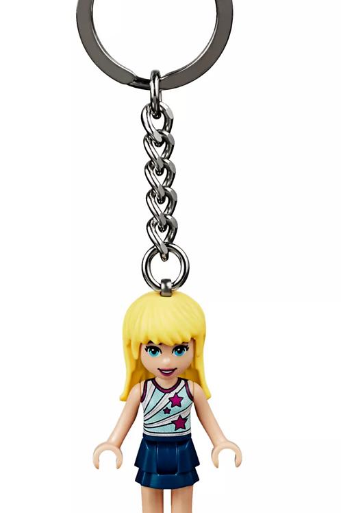 Lego Anahtarlık 853882 Stephanie Key Chain